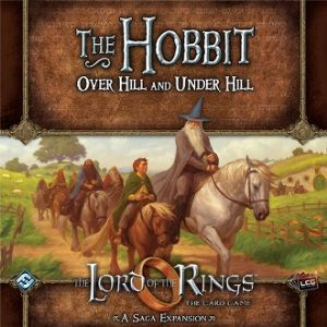 Lord of the Rings : The Card Game - A Saga Expansion - Over Hill and Under Hill